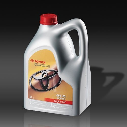 Оригинальное масло Toyota 0W-30