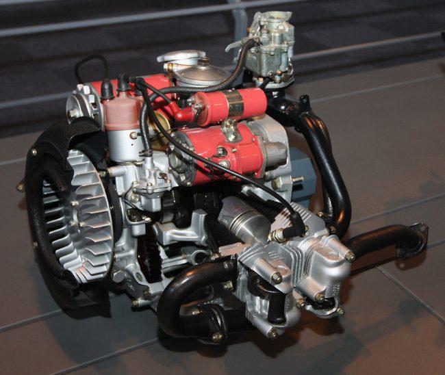 Двигатель Toyota U