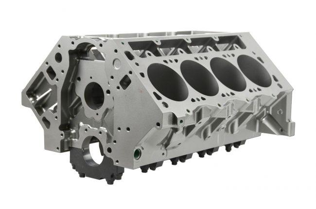 Блок цилиндров V8