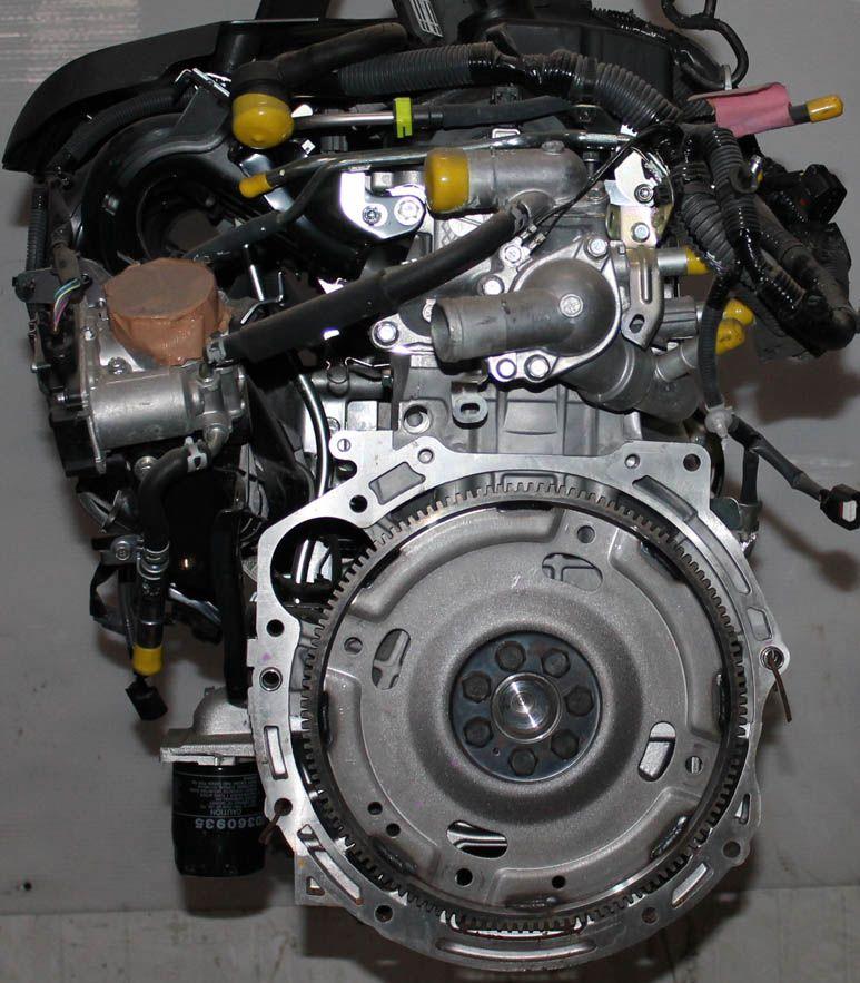 Двигатель 4j10