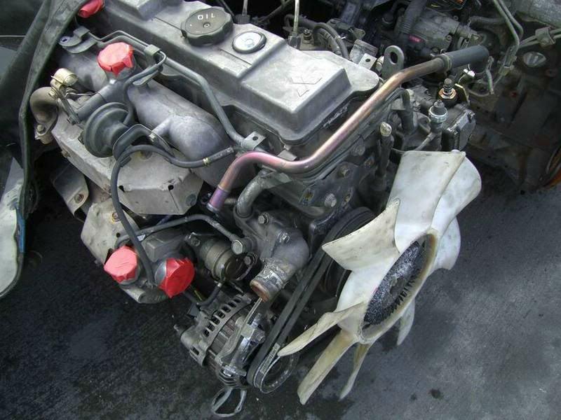 Новый дизельный 4M40