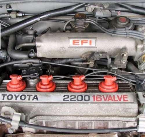 Двигатель 5s-fe