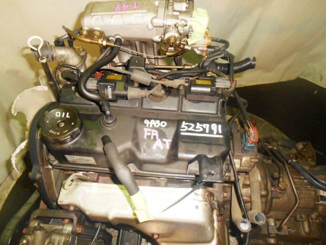 Двигатель 4a30