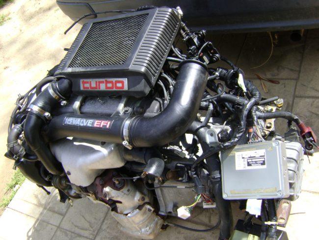 4E-FTE Turbo