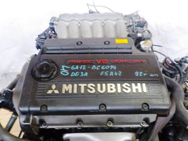 Двигатель 6A12