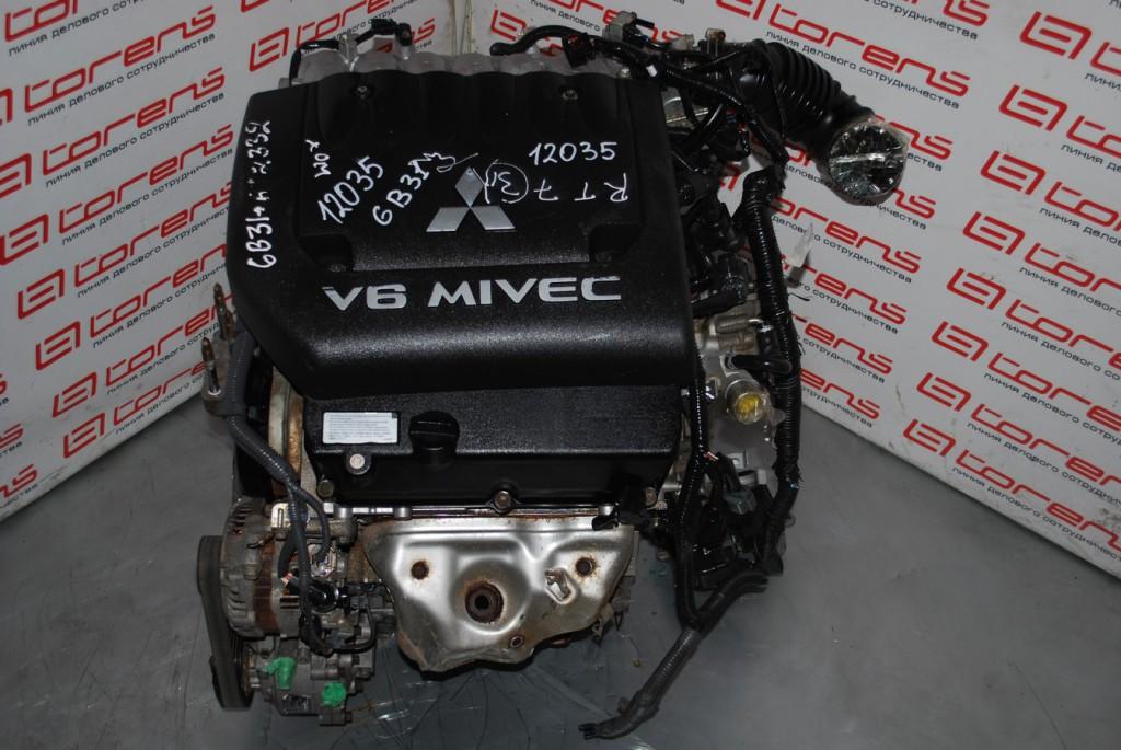 Двигатель 6B31 Mitsubishi