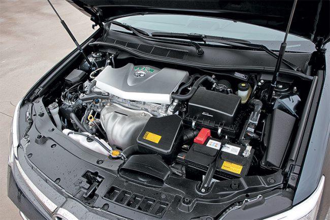 Двигатель 6AR-FSE