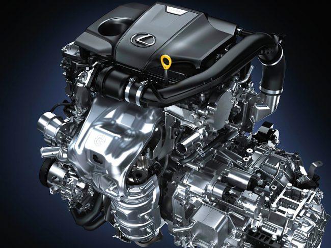 Двигатель 8AR-FTS