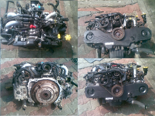 Subaru EJ161