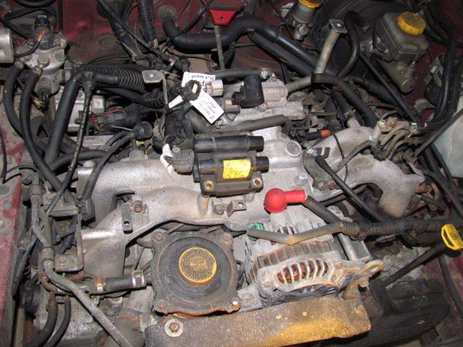 Двигатель EJ202