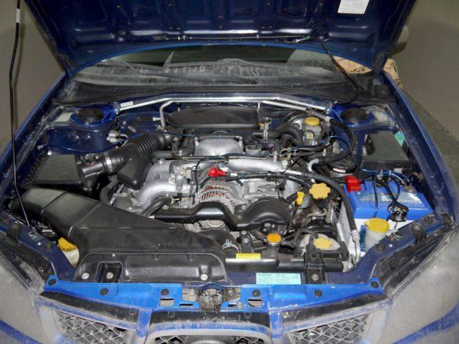 Двигатель EJ204L