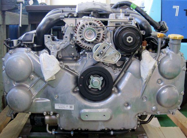Двигатель Subaru EZ36D