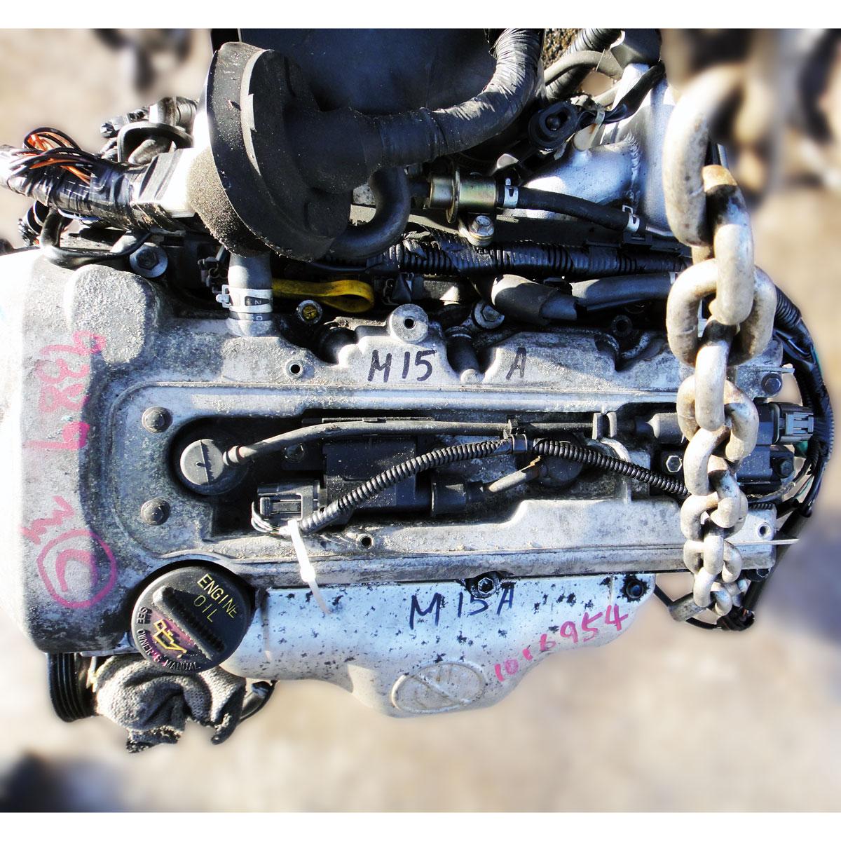 Двигатель Suzuki M15A