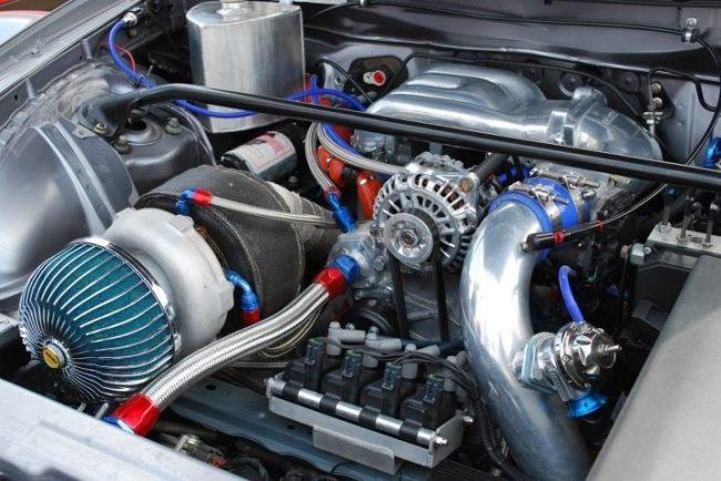 13В – самый массовый двигатель