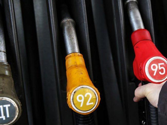 Топливо марок АИ-92 и АИ-95