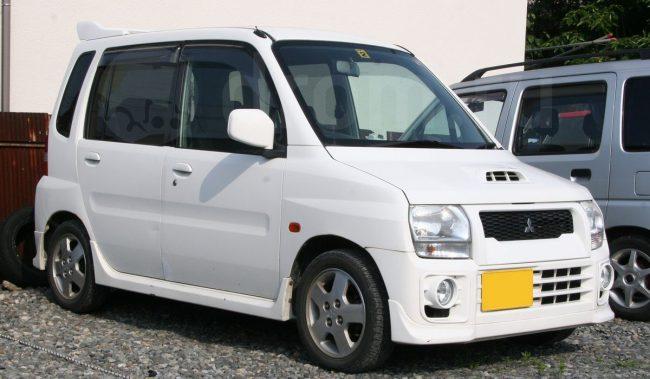 Mitsubishi Toppo BJ Wide