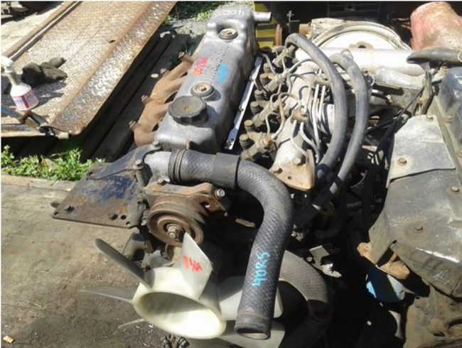 Ремонт двигателя mitsubishi 4dr5