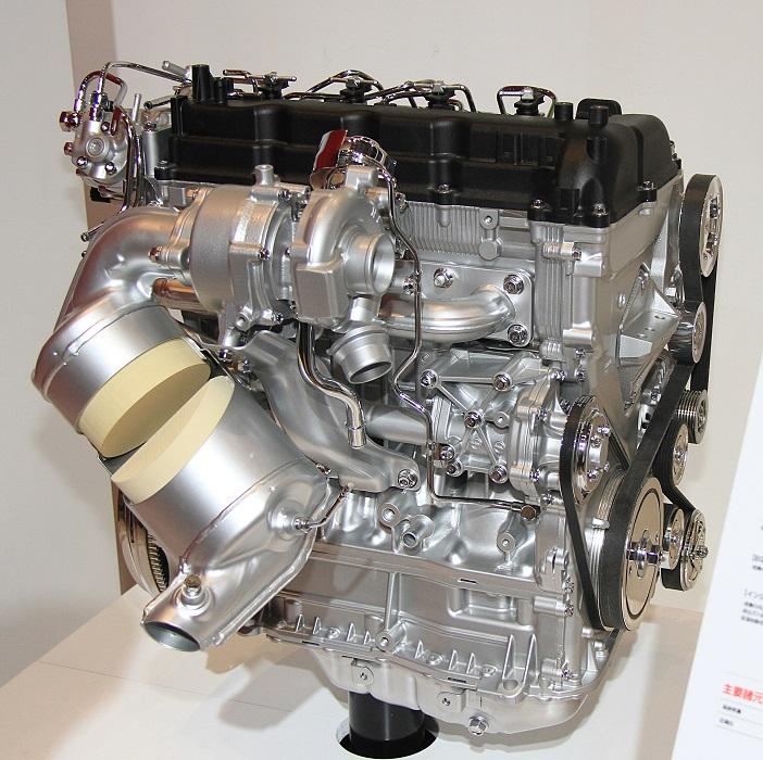 Двигатель 4n14