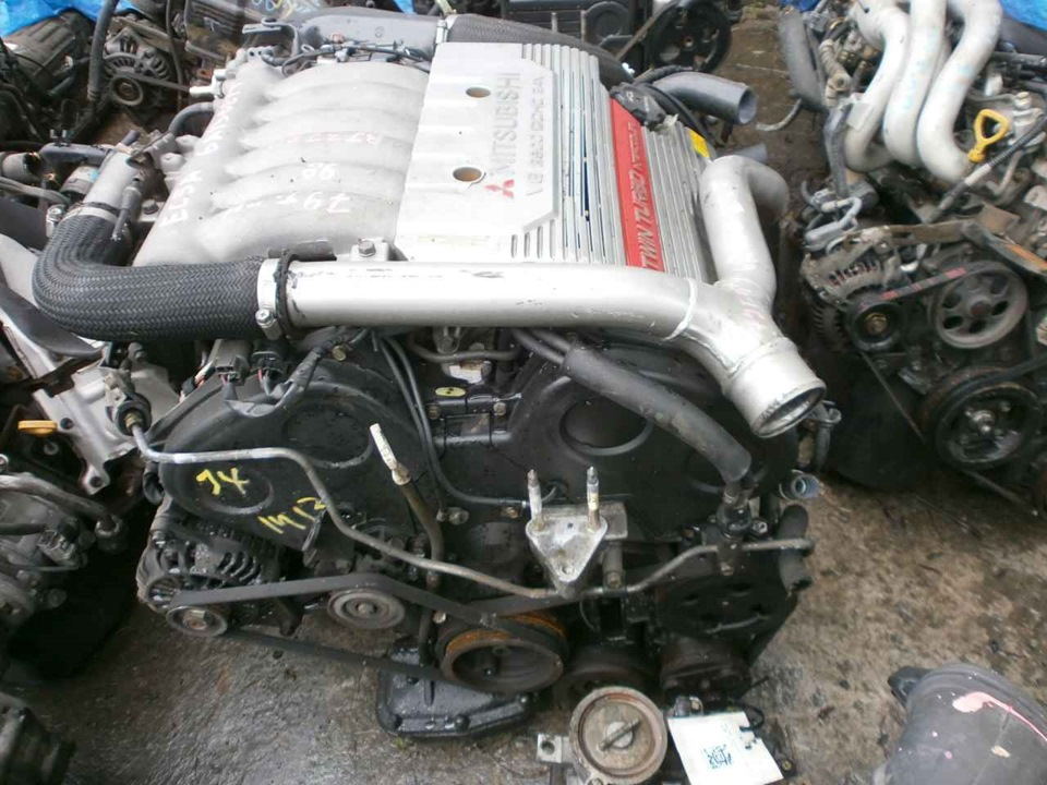 Двигатель 6А13