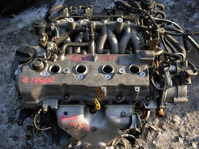Двигатель QG18DD