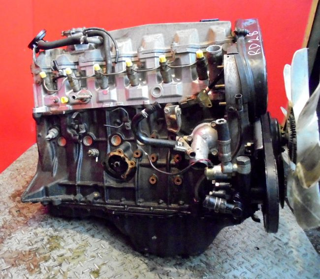 Двигатель RD28Ti