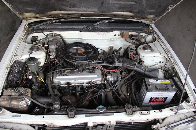 Двигатель ca18