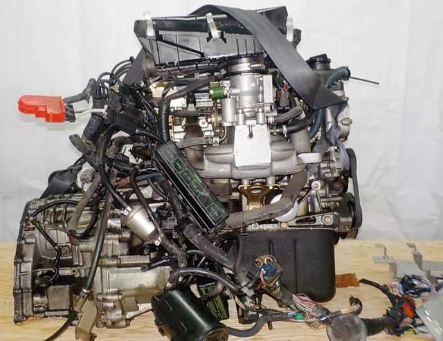 Двигатель cg10de