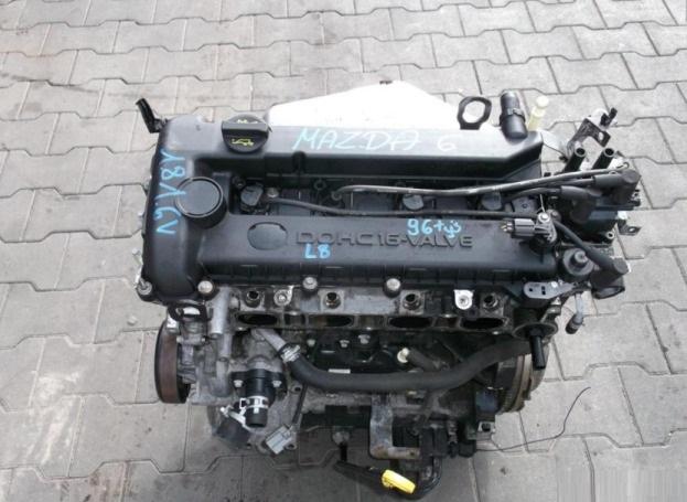 Двигатель Mazda L8
