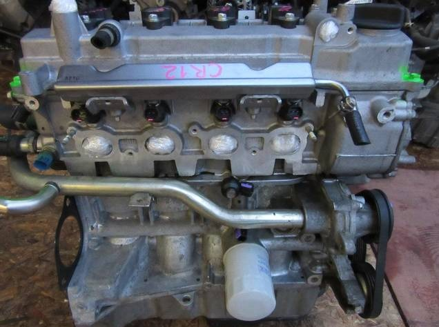 Двигатели March/Micra