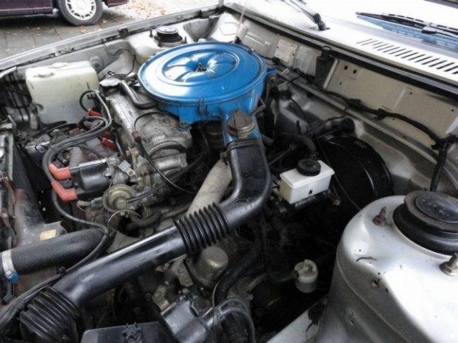 Мотор Mazda FE