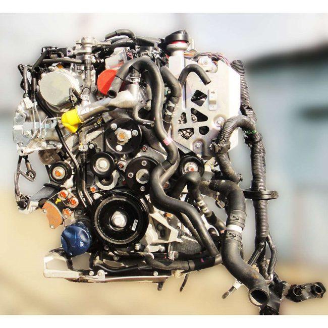 Двигатель v9x