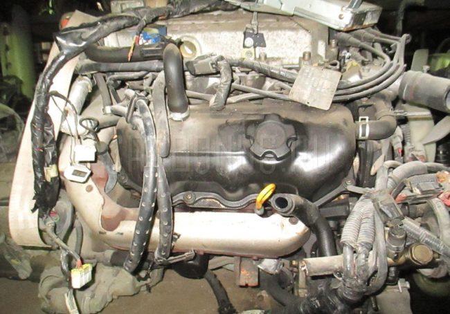 Nissan vg20det