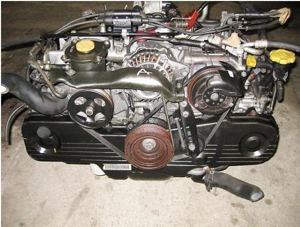 Двигатель ej201