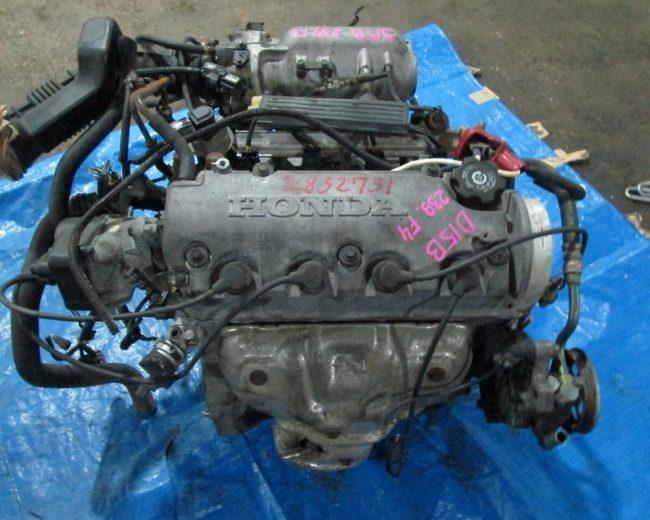 Двигатель honda D15B