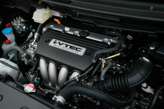 Двигатель Honda K24A8