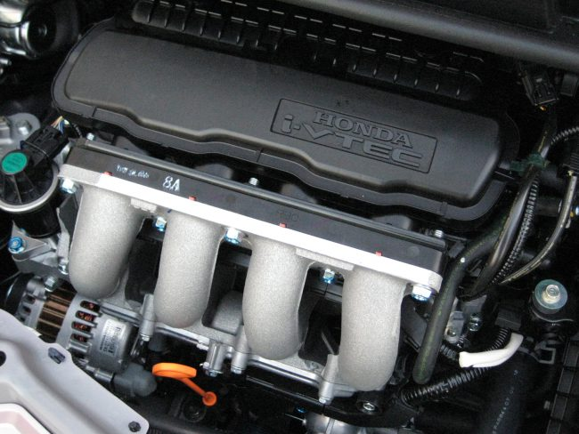 Двигатель Honda L13A