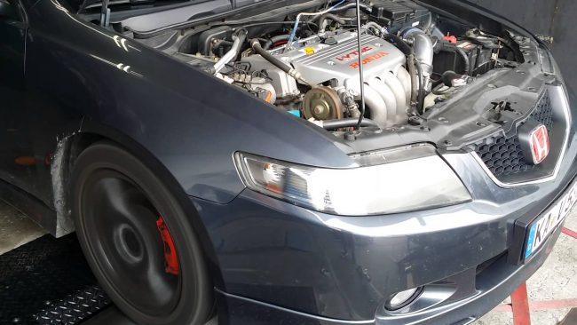 Двигатель Honda K24A3