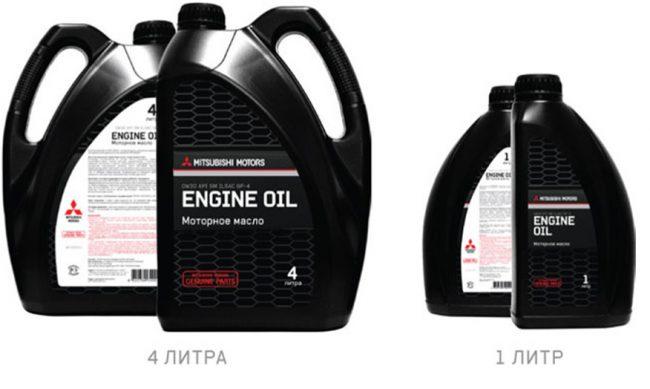 Масло в двигатель Engine oil