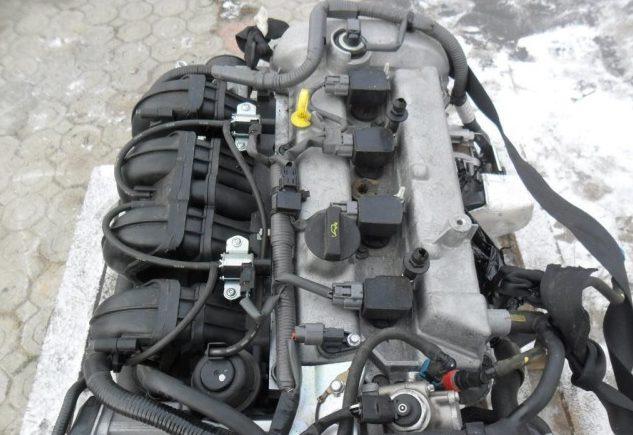 Mazda 5 контрактный двигатель