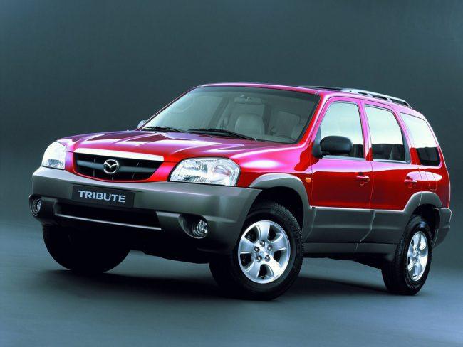 Mazda Tribute первого поколения
