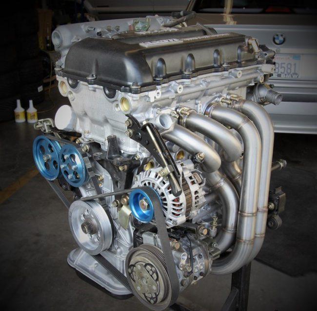 Двигатель SR20DE/DET