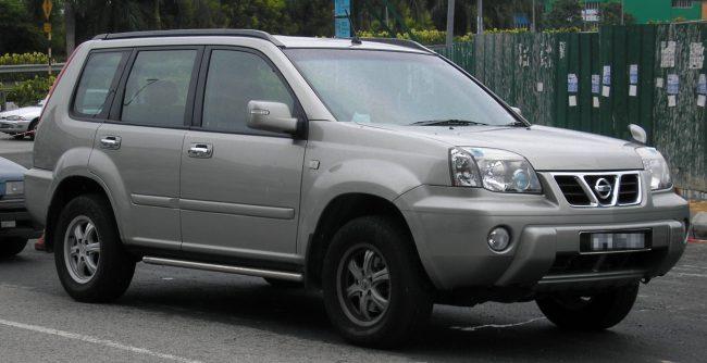 Первое поколение Nissan X-Trail