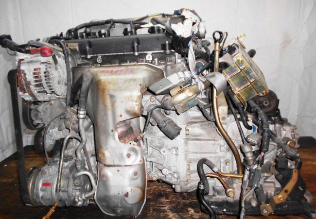 Двигатель qr25dd
