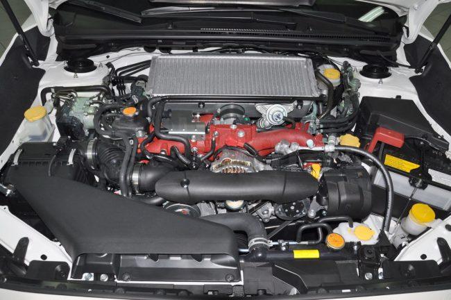 Двигатель Субару EJ257