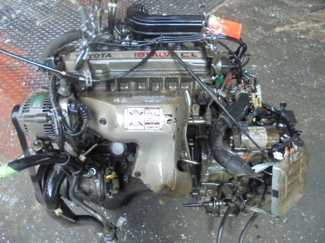 Toyota 4s-fi