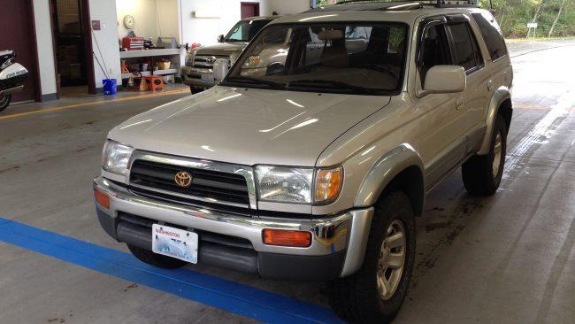 Toyota 5vz-fe