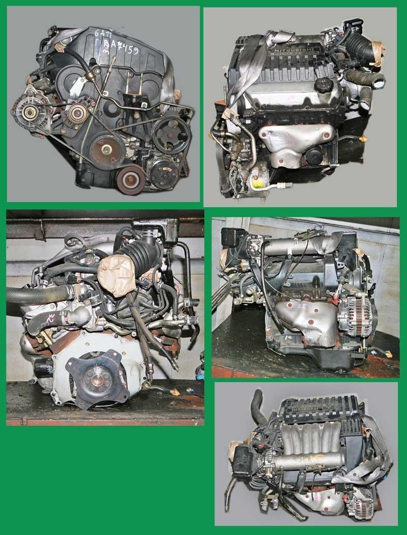 Характеристики двигателя 6A11