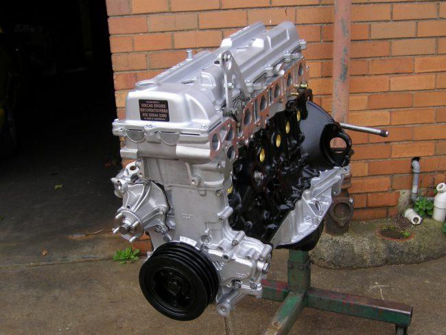 Двигатель 1FZ-FE