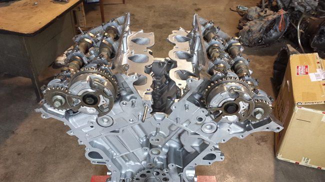 Двигатель 1GR-FE