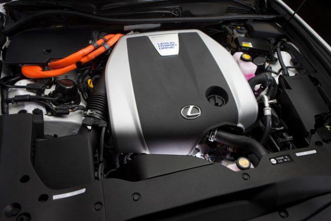 2GR hybrid